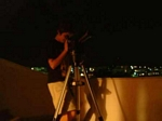 in Sile, night observation